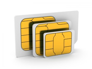 Wireless Traveler Global, Micro or Nano SIM for Smart Phones