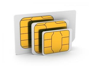 Wireless Traveler Global, Micro or Nano SIM cards