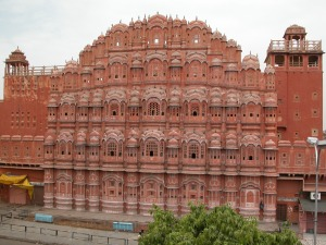 Palace of the Winds, Hawa Mahal, Jaipur, India