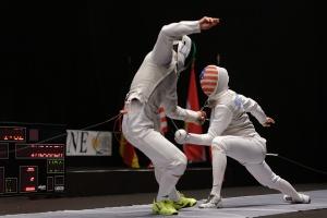 Fencing - Imboden_v_Baldini_pools_Master_de_fleuret_2013