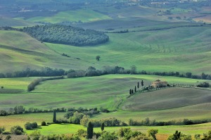 Tuscany fields, Italy