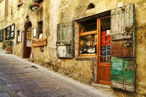Tuscany village, Italy