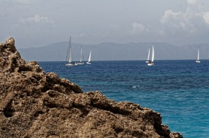 Flotilla sailing holiday - Greek Islands