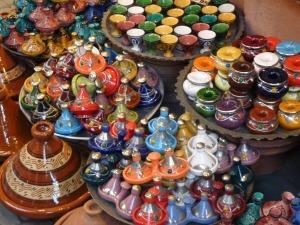 Marrakech Bazaar, Morocco