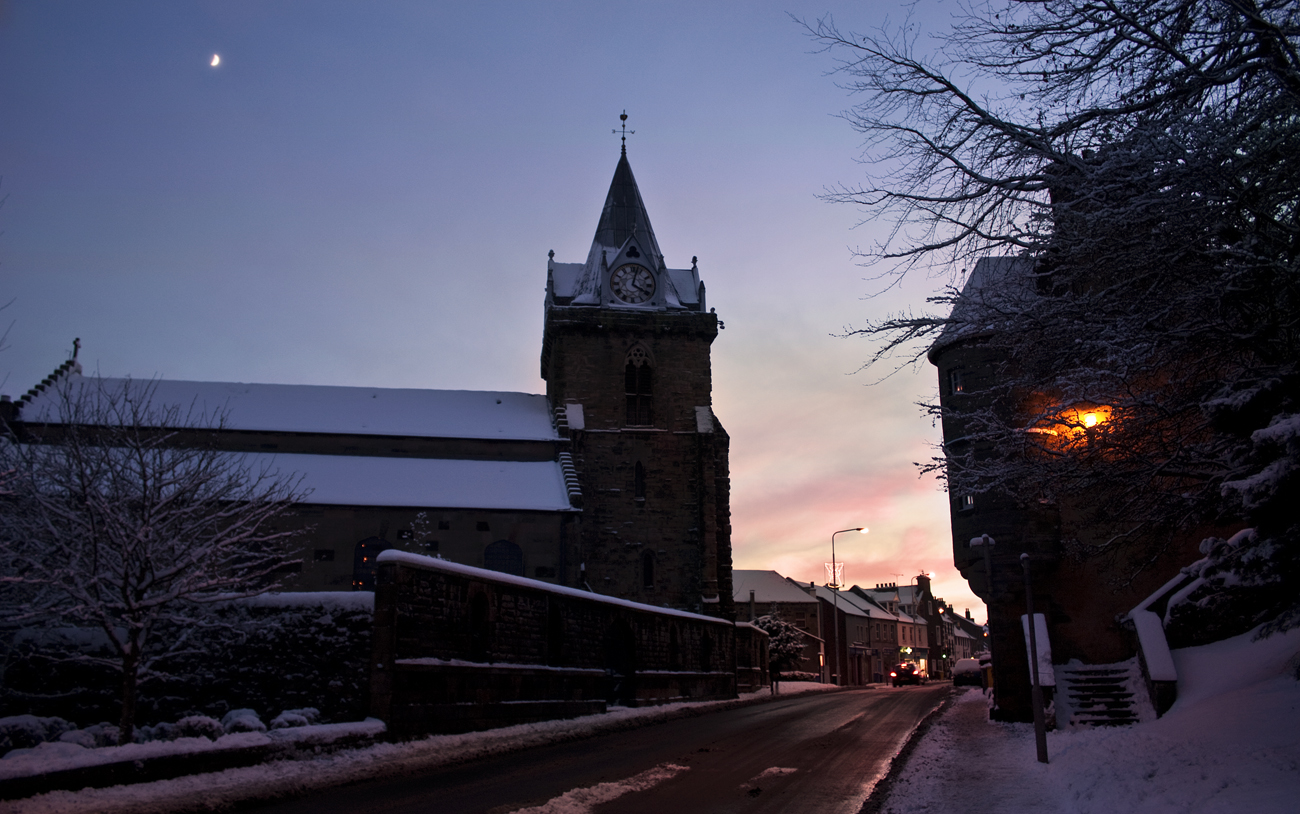 Hogmanay and Holiday Celebrations in Scotland – Wireless