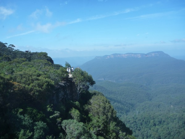 Australia - Blue Mountains World Heritage Site
