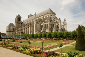 Saint Etienne Cathedral, Bourges France